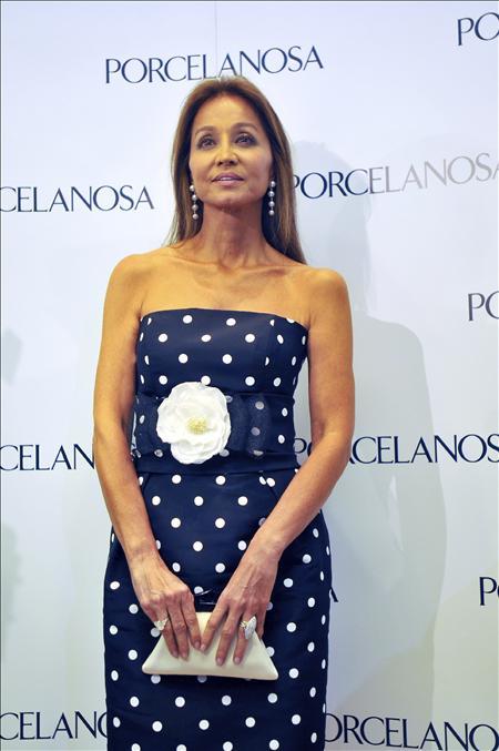 Isabel Preysler, emocionada por la boda de su hijo Julio Iglesias Jr.