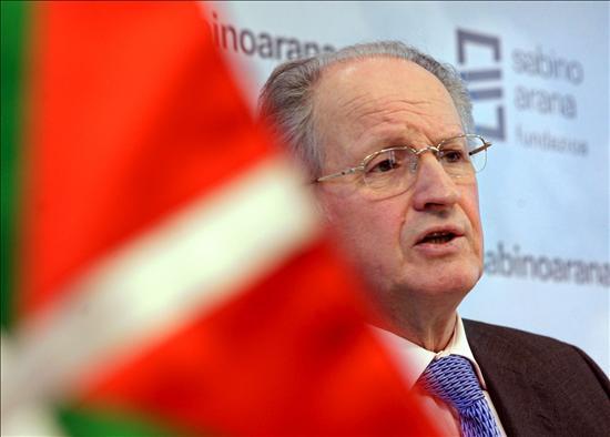 """Atutxa no irá hoy al aniversario del Parlamento Vasco """"para no reír las gracias de algunos"""""""