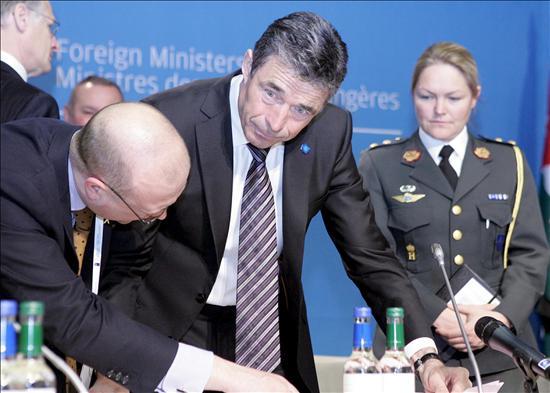 """La OTAN insiste en la """"solidaridad"""" aliada en la cuestión nuclear"""
