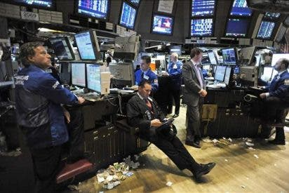 La Bolsa de Nueva York sube el 0,62 por ciento en la última sesión de la semana