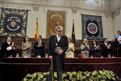 Pacheco convierte el Premio Cervantes en un alegato sobre la humildad