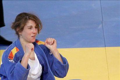 Cecilia Blanco gana el bronce en el europeo de judo de Viena
