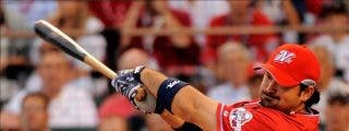 10-4. González pega un grand slam contra los Rojos y los Padres siguen líderes