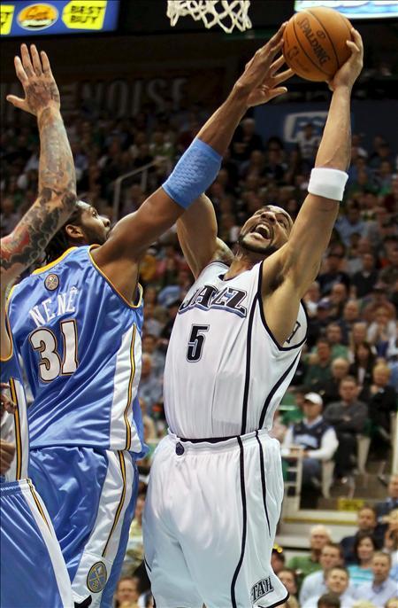 Los Celtics acarician las semifinales; Spurs y Jazz se ponen por delante