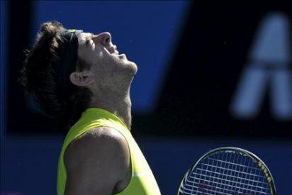 Robredo, Del Potro, Nalbandian y González, bajas en el Masters 1000 de Roma