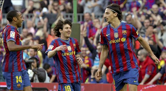 El Barça iguala el récord histórico de puntuación en una Liga de 20 equipos