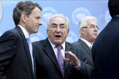 """El jefe del FMI dice que los griegos """"no deberían temer al FMI"""""""