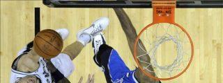 Dampier critica el arbitraje del partido entre los Spurs y los Mavericks