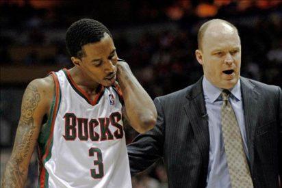 Los Bucks arrasan a los Hawksen la Conferencia Este