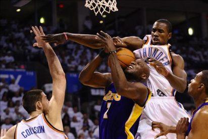 Durant y los Thunder empatan la serie