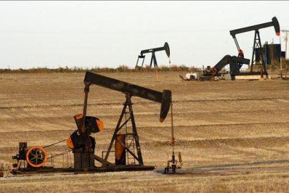 El crudo de Texas baja el 1,08 por ciento y cierra a 84,20 dólares por barril