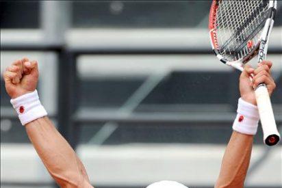 Ferrero cae en primera ronda ante el colombiano Santiago Giraldo