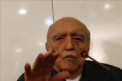 Hospitalizan al centenario arquitecto brasileño Oscar Niemeyer