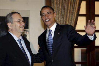 """Obama expresa a Ehud Barak el """"compromiso inquebrantable"""" con la seguridad de Israel"""