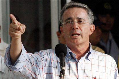 """Uribe rechaza al """"gobierno extranjero"""" que trate de coaccionar a los electores"""