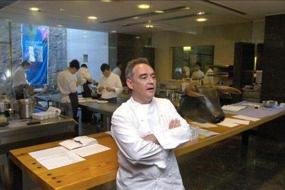 El Bulli, de Ferran Adrià, pierde la condición de mejor restaurante mundial