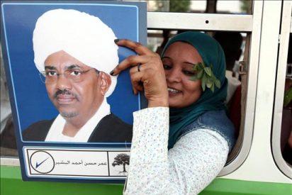 Omar Hasan al Bachir es reelegido presidente en las elecciones sudanesas