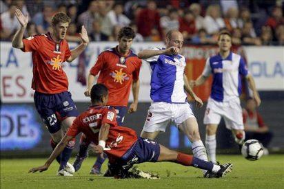 0-0. Osasuna y Athletic brindan un duelo emocionante pero con escaso fútbol