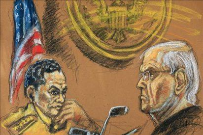 El Gobierno de EE.UU. firma la extradición de Noriega a Francia