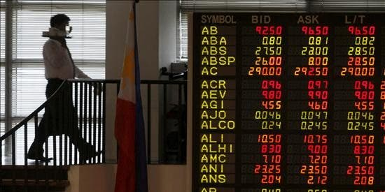 Las Bolsas del Sudeste Asiático abren a la baja salvo en Filipinas y Vietnam