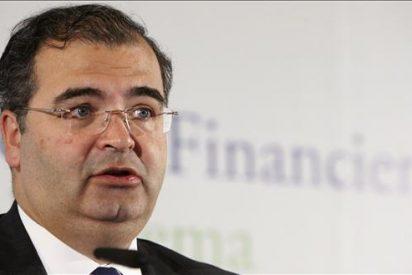 La crisis y las provisiones reducen el 9,2 por ciento el beneficio del Banco Popular