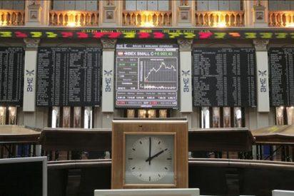 La Bolsa española baja el 2,99% por la situación griega y la rebaja de la deuda nacional