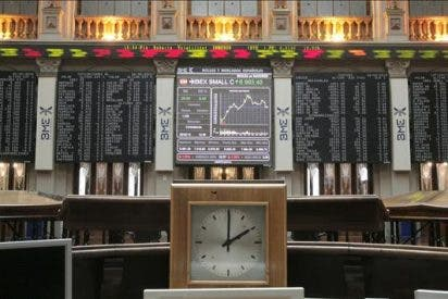 La Bolsa española baja el 2,99% por la situación griega y rebaja la deuda nacional