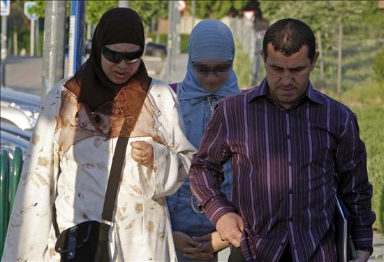 Najwa vuelve a clase mientras el Defensor del Pueblo pide información