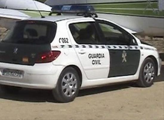 La Guardia Civil interviene 3,5 kilos cocaína ocultos en ropa de bebé