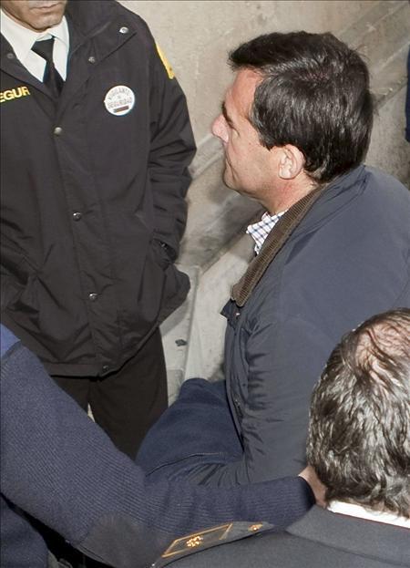Declara el concejal que dijo haber recibido una dádiva de 12.000 euros de Nadal