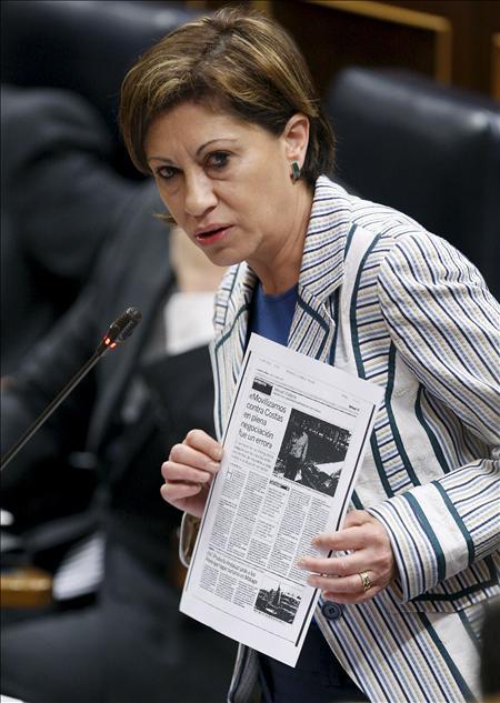 Espinosa reponde a Pons que la Ley no puede usarse para los intereses particulares