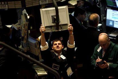 El Dow Jones sube el 0,48 por ciento ante la promesa de que los tipos seguirán bajos en EE.UU.