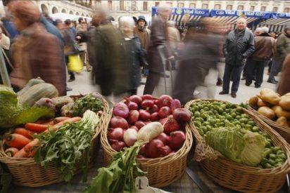 La inflación armonizada subió una décima y se situó en abril en el 1,6 por ciento