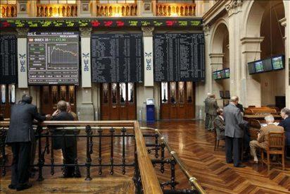 La Bolsa pierde fuerza y el Ibex cae el 0,19 por ciento pese a Santander y Repsol