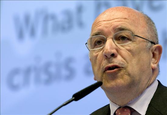 Almunia afirma que España está en tiempo de descuento y tiene que tomar decisiones