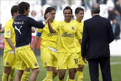 El Villarreal frenó en cinco ocasiones a un Barcelona líder