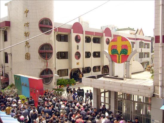 31 heridos, 28 de ellos niños, en el tercer ataque a una escuela china en un mes