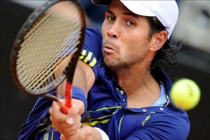 Verdasco será el nuevo rival de Djokovic en el torneo de Roma tras acabar con García-López