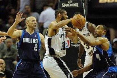 97-87. Ginóbili volvió a llevar a los Spurs a las semifinales
