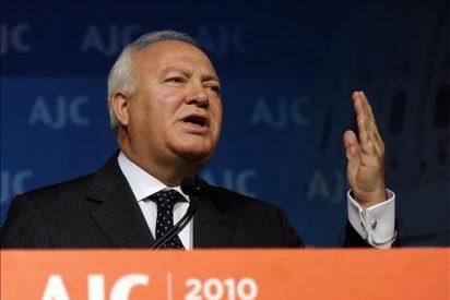Moratinos recibe un premio del Comité Judío Estadounidense por la lucha contra el antisemitismo