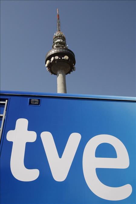 Informativos en directo y programación enlatada durante la huelga en RTVE