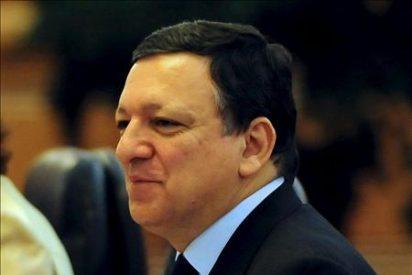"""Barroso confía en que el paquete de ayuda a Grecia estará listo en """"pocos días"""""""