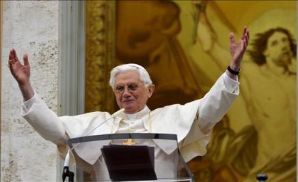 Activistas ateos amenazan con arrestar al Papa cuando visite Gran Bretaña