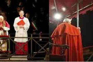 Benedicto XVI dice que el amor es la única fuerza que puede cambiar el mundo
