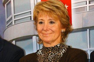 García-Page y Esperanza Aguirre de buen rollo por el Corpus