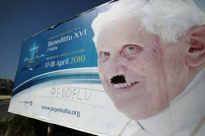 Injurias contra el Papa en un cartel en Malta