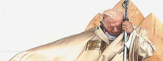 Juan Pablo II, con perspectiva