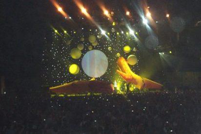 El 'conciertazo' de Mika en Madrid