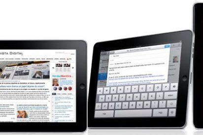 ¡Ya tenemos el iPad! Y si lees Periodista Digital, tú también, porque te lo prestamos para que lo pruebes