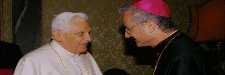 """El arzobispo Vives habla de """"campaña difamatoria"""" contra la Iglesia"""